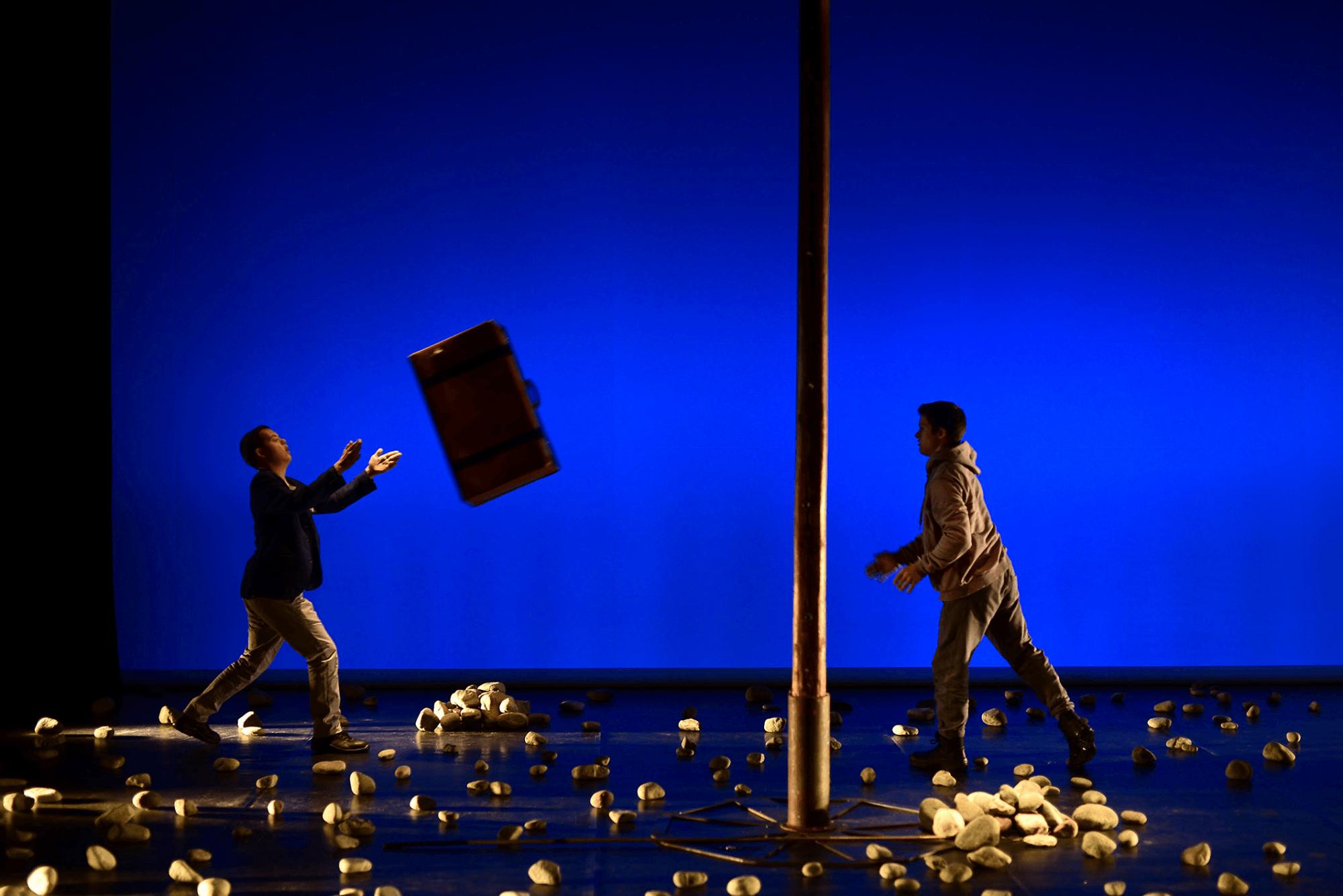 Ali, Teatro La Ribalta