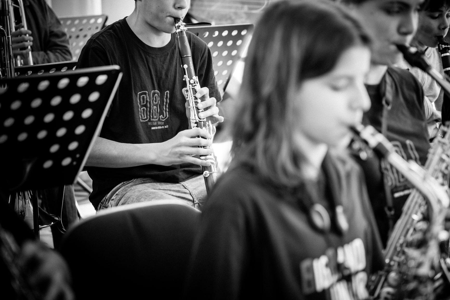 Big Band Júnior ©Estelle Valente