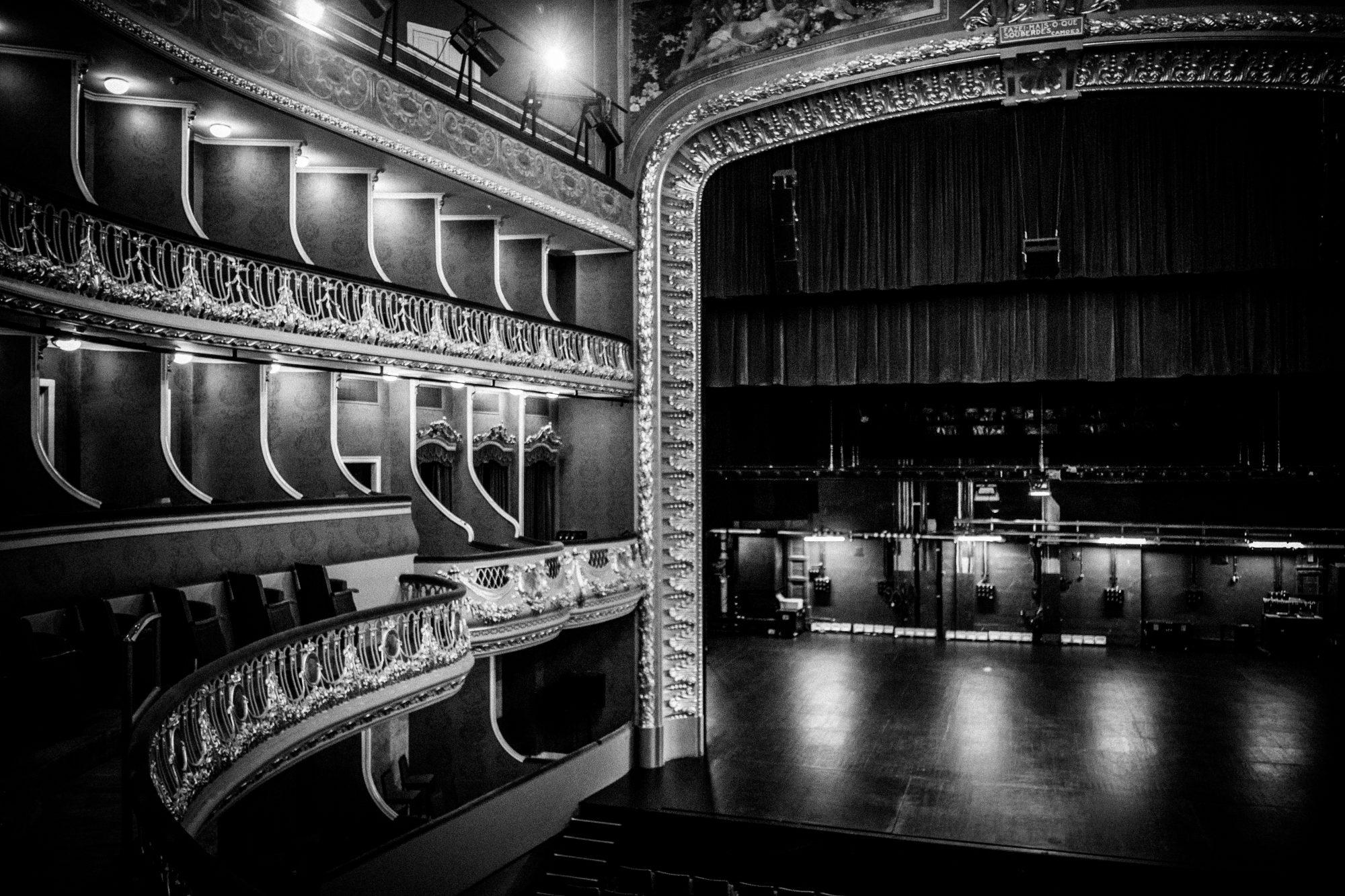 Teatro São Luiz ©Estelle Valente