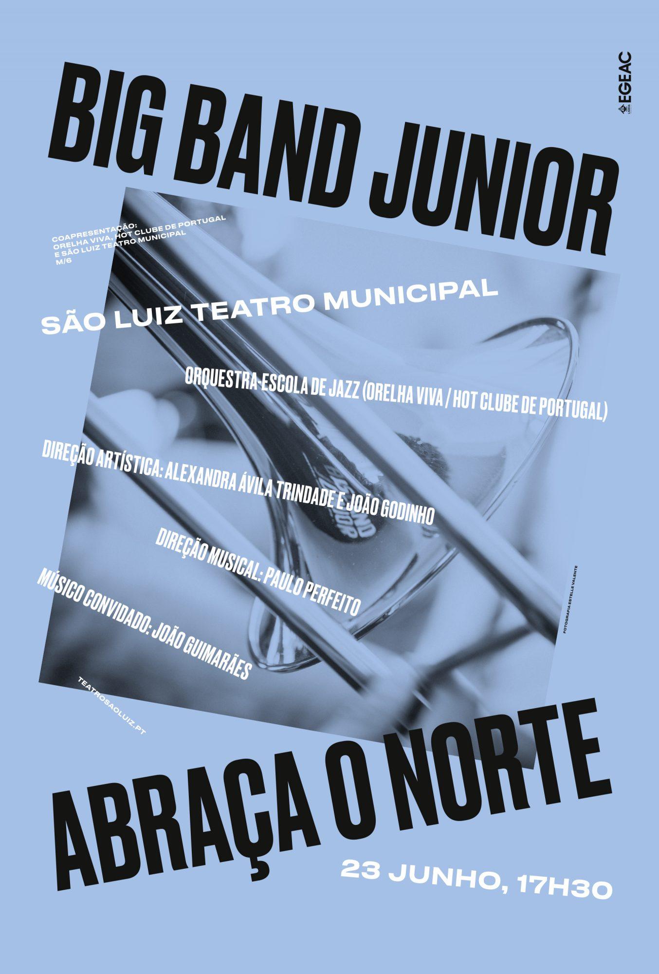 Big Band Junior abraça o Norte, junho 2019