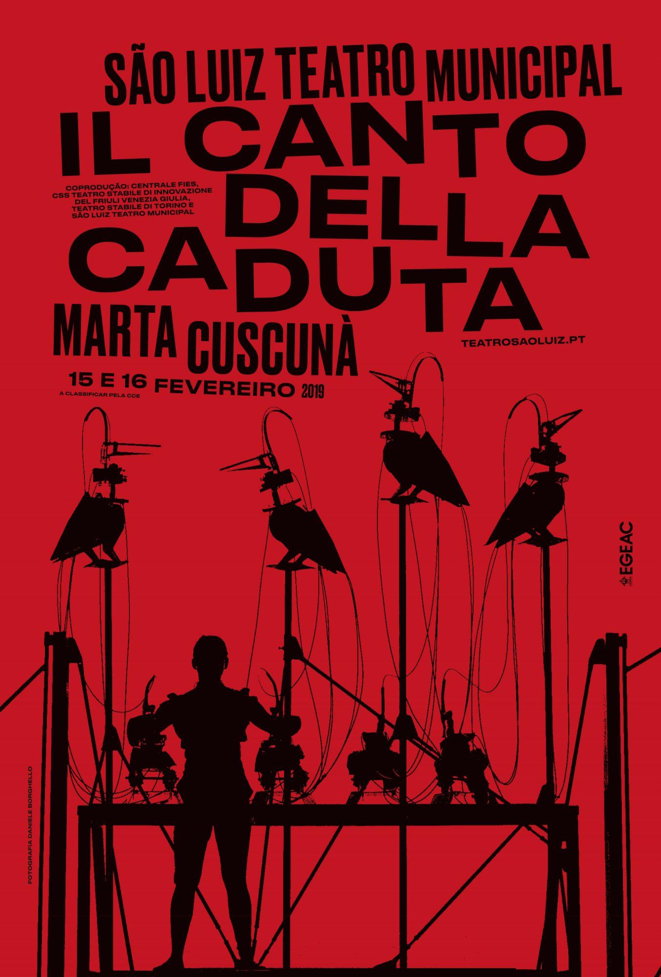 Il Canto Della Caduta, fevereiro 2019