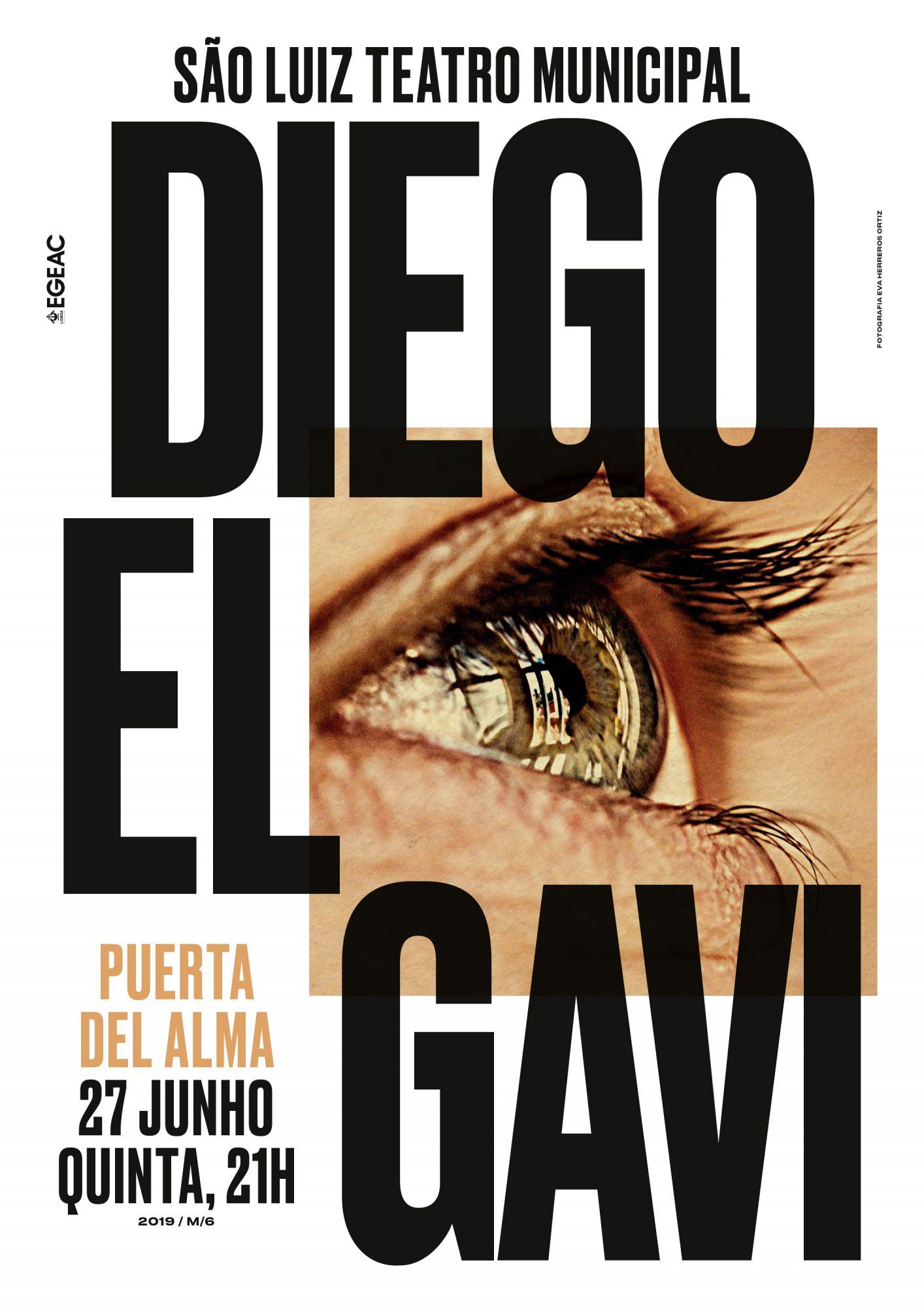 Diego el Gavi, junho 2019