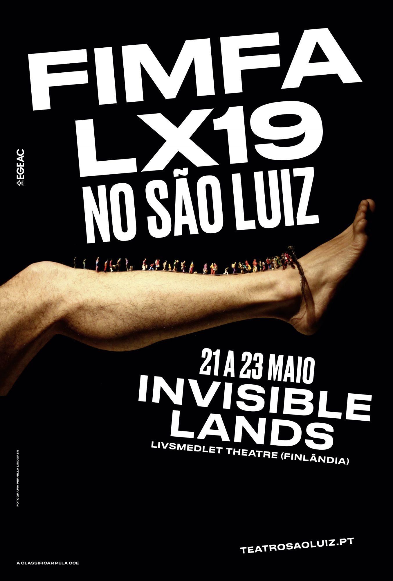 Invisible Lands, FIMFA LX19, maio 2019