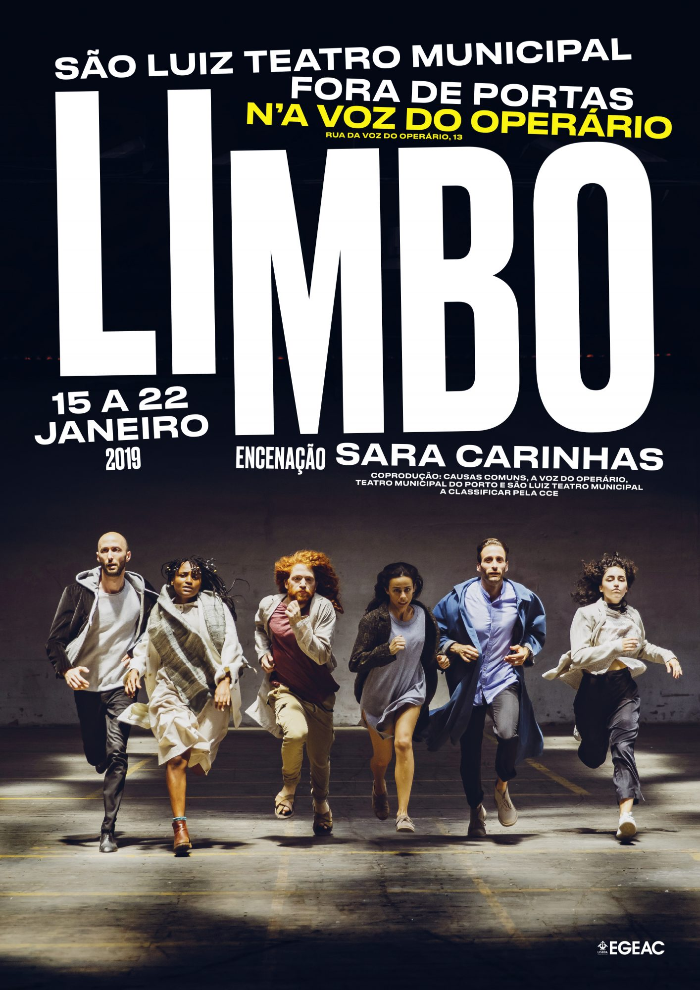 Limbo, janeiro 2019