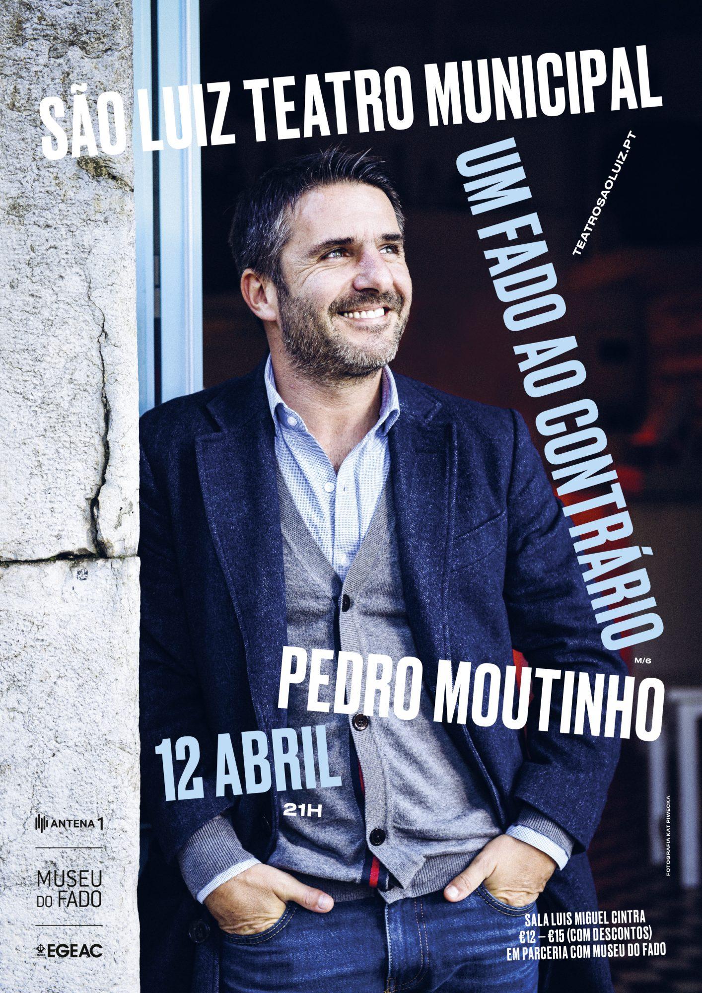Pedro Moutinho, abril 2019
