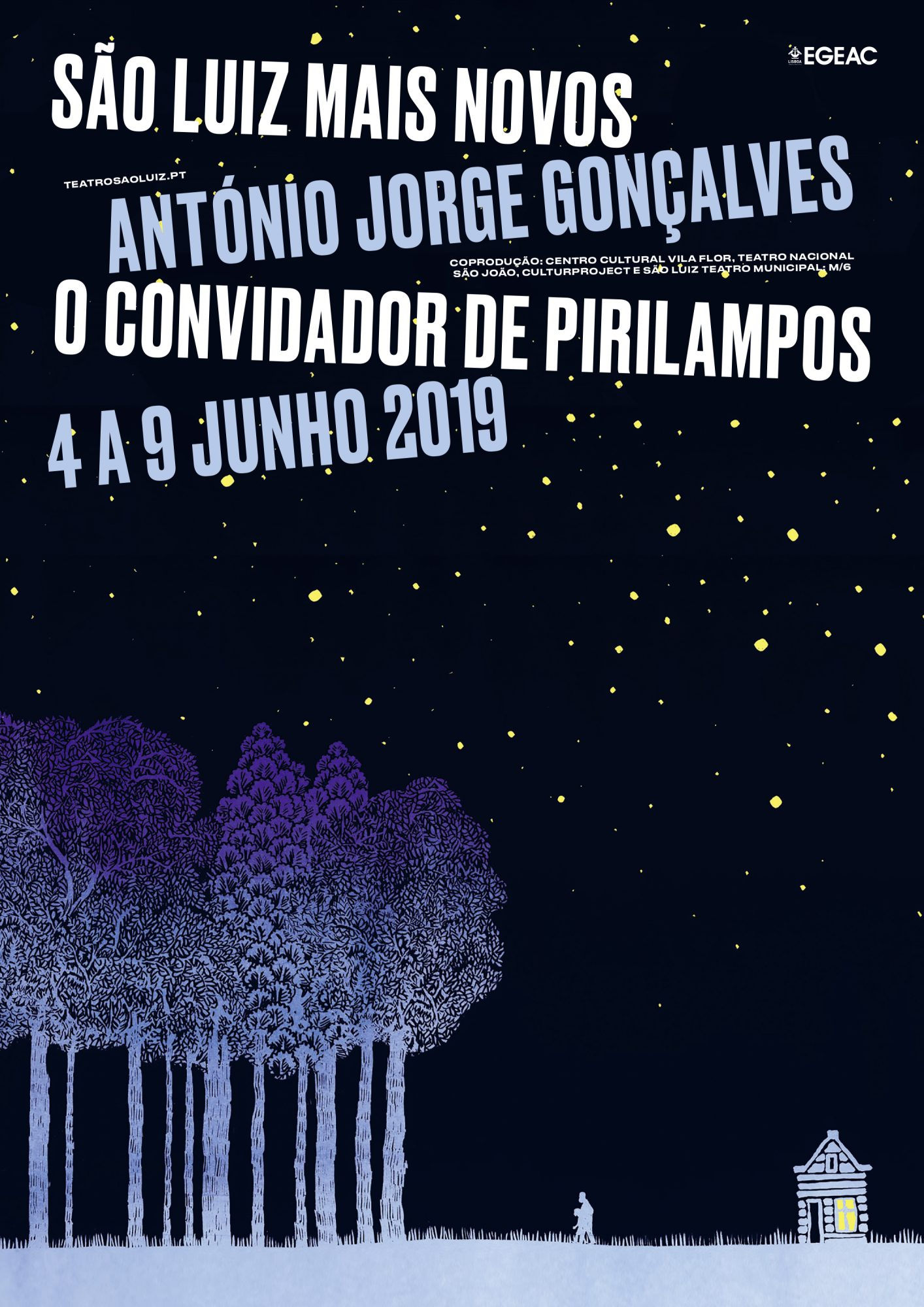 O Convidador de Pirilampos, junho 2019