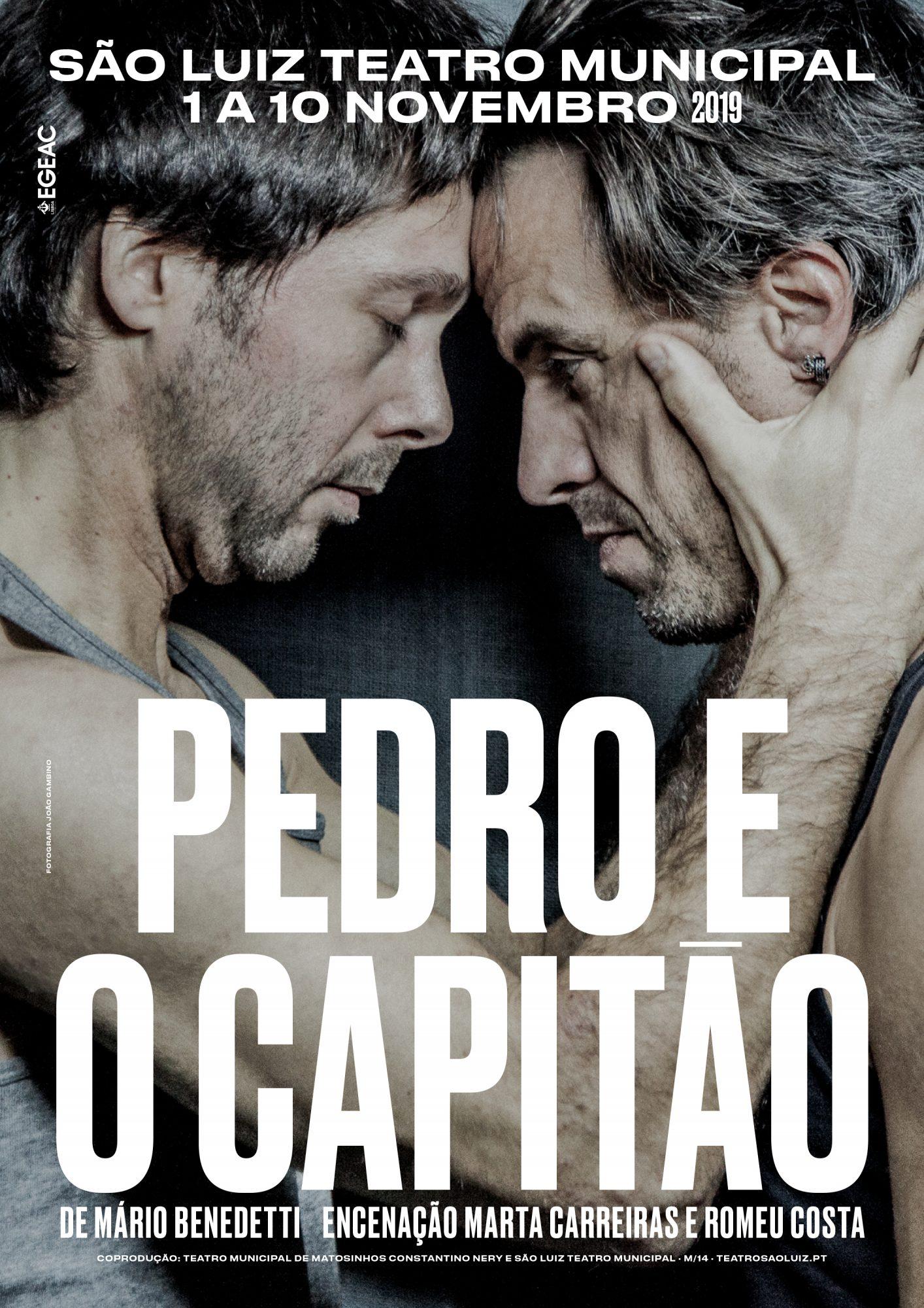 Pedro e o Capitão, novembro 2019