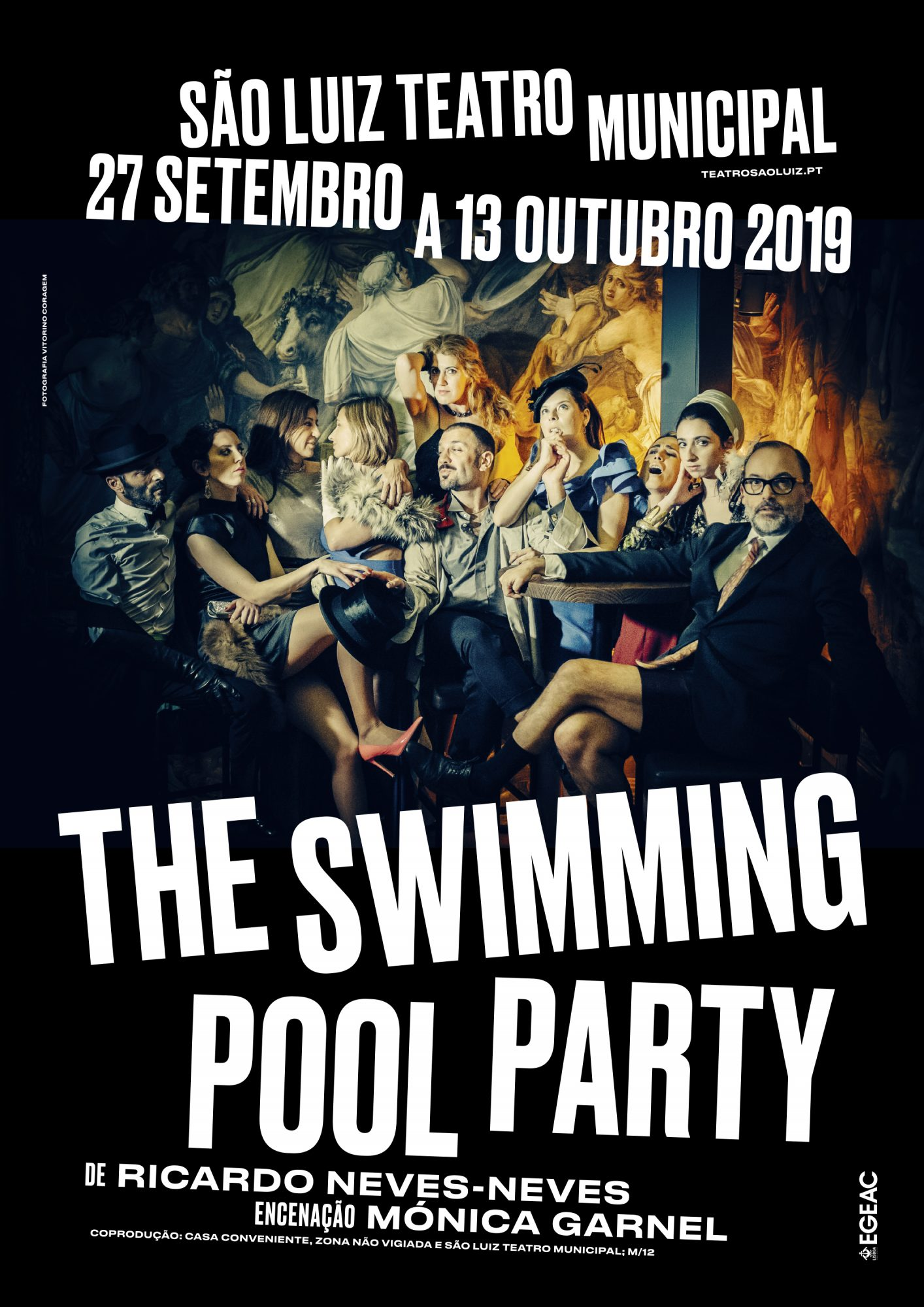 The Swimming Pool Party, setembro 2019